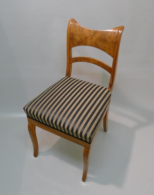 Philipp Anton Bembe 1799 1861 Biedermeier Sessel Stuhl In
