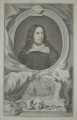 Foto 1: Jacobus Houbraken (1698-1780) / nach William Cooper: Graphik - Kupferstich, Bildnis John Thurlow - Secretary to Oliver Cromwell, John und Paul Knapton - London 1738